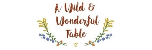 wildwonderfultable