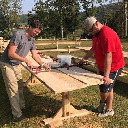 tablebuilding